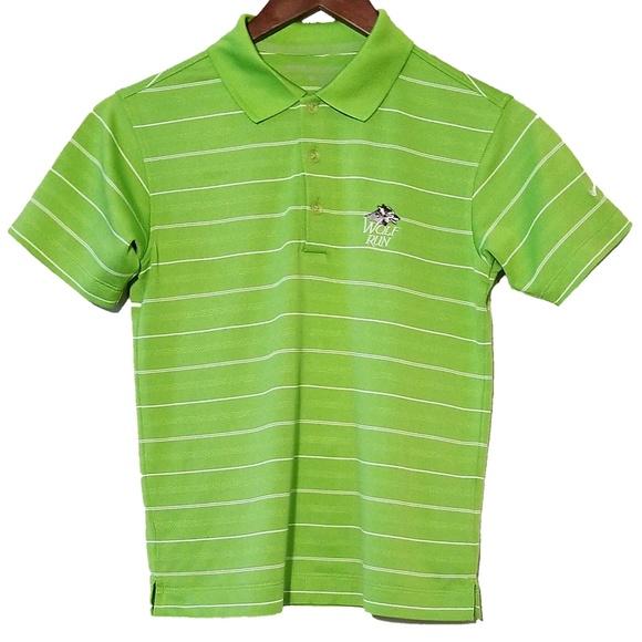 0a99b8ac Nike Shirts & Tops   Boyss8lime Green Ss Drifit Golf Shirt   Poshmark